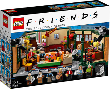 LEGO Ideas: Friends - Central Perk