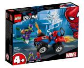 LEGO Marvel Superh.:Inseg.Auto SpiderMan