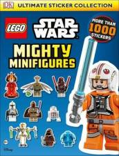 LEGO (R) Star Wars (TM) Mighty Minifigures Ultimate Sticker Collection