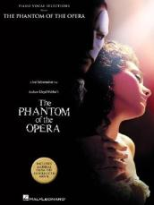 LLOYD WEBBER THE PHANTOM OF THE OPERA MOVIE SELECTIONS PIANO VOCAL BK