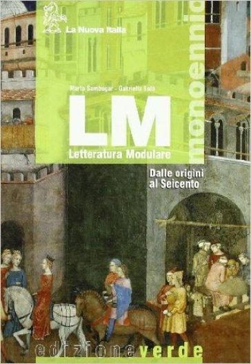 LM. Ediz. verde. Per gli Ist. professionali - Marta Sambugar | Jonathanterrington.com