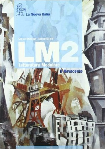 LM. Letteratura modulare. Per gli Ist. professionali. Con CD-ROM. 2. - Marta Sambugar |