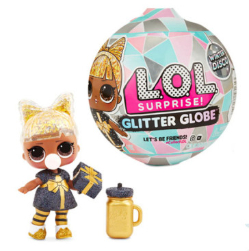 LOL Glitter Globe Winter Disco