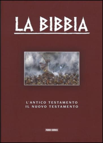 La Bibbia a fumetti - Jean-Christophe Camus   Rochesterscifianimecon.com