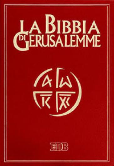 La Bibbia di Gerusalemme - M. Scarpa |