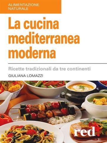 la cucina mediterranea moderna giuliana lomazzi ebook On cucina moderna mondadori