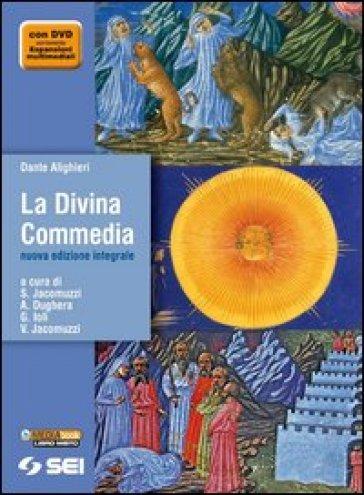 La Divina Commedia. Con DVD - Dante Alighieri |