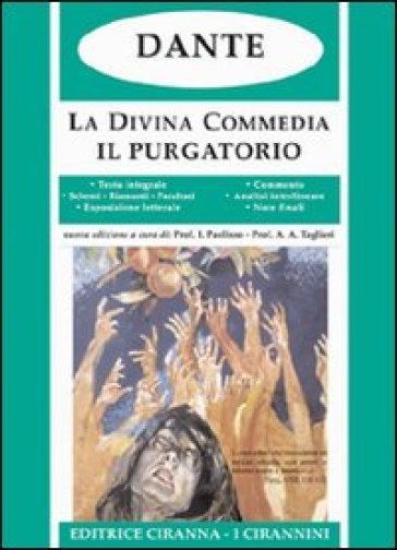 La Divina Commedia. Il Purgatorio - Dante Alighieri |