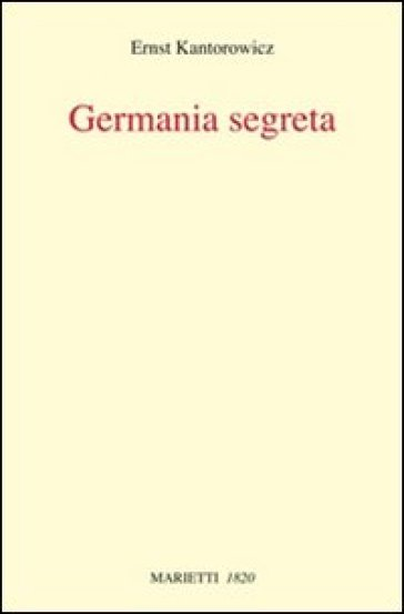 La Germania segreta
