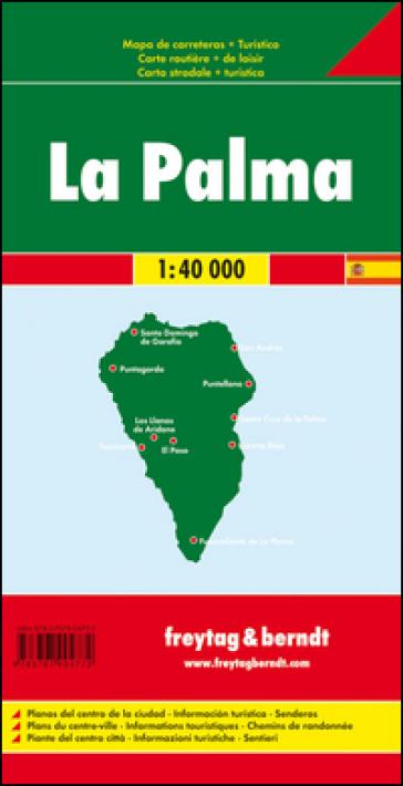 La Palma 1:40.000