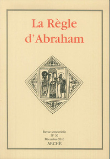 La Règle d'Abraham. 30. - Marsha K. Schuchard pdf epub