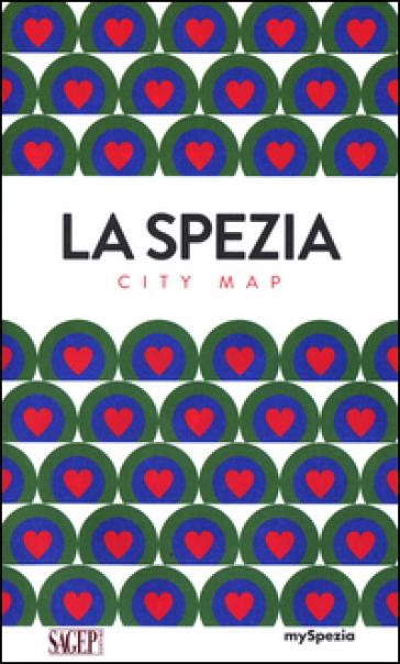La Spezia. City map