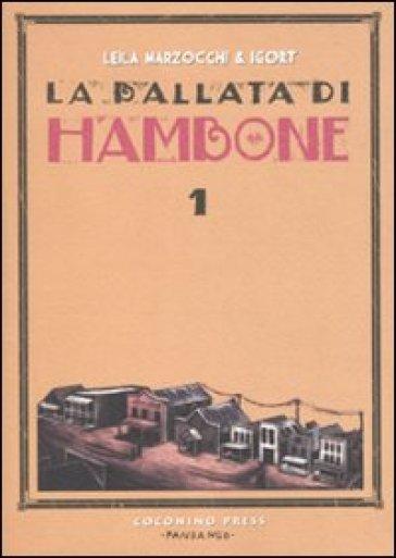 La ballata di Hambone. 1. - Igort pdf epub