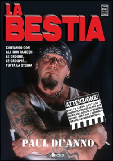 La bestia - Paul Di'Anno   Thecosgala.com