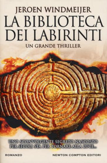 La biblioteca dei labirinti - Jeroen Windmeijer | Thecosgala.com