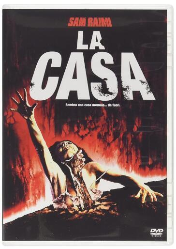 La casa dvd sam raimi mondadori store for La casa 2013