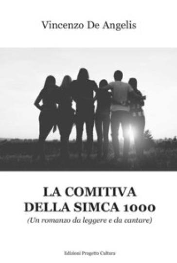 La comitiva della Simca 1000 - Vincenzo De Angelis   Jonathanterrington.com