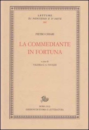 La commediante in fortuna - Pietro Chiari   Kritjur.org