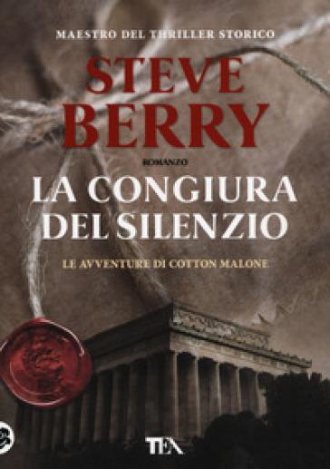 La congiura del silenzio - Steve Berry | Jonathanterrington.com