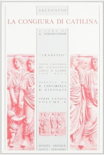 La congiura di Catilina - Gaio Sallustio Crispo   Kritjur.org