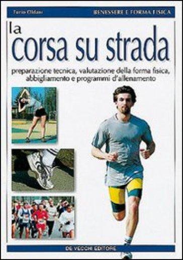 La corsa su strada - Furio Oldani   Rochesterscifianimecon.com