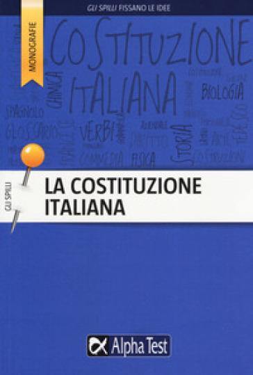 La costituzione italiana - Massimo Drago | Jonathanterrington.com