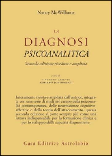La diagnosi psicoanalitca - Nancy McWilliams | Rochesterscifianimecon.com