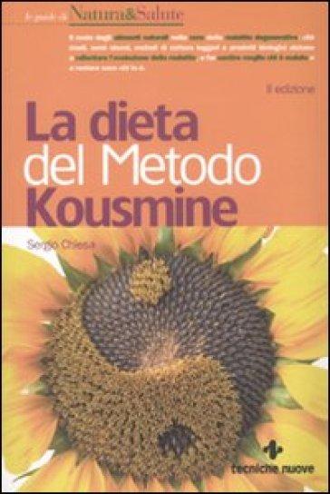 La dieta del metodo Kousmine - Sergio Chiesa | Rochesterscifianimecon.com