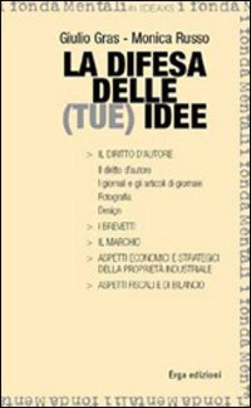 La difesa delle (tue) idee - Giulio Gras   Rochesterscifianimecon.com