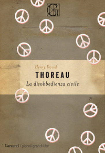 La disobbedienza civile - Henry David Thoreau pdf epub