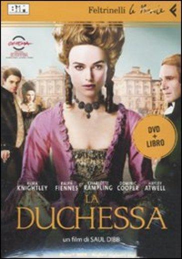 La duchessa. DVD. Con libro - Saul Dibb  