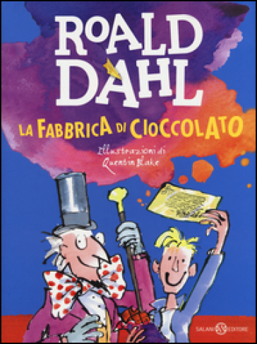 La fabbrica di cioccolato - Roald Dahl | Rochesterscifianimecon.com