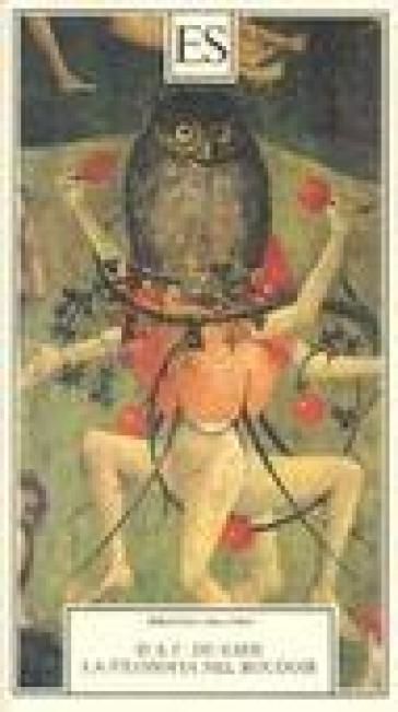 La filosofia del boudoir - Donatien Alphonse François de Sade | Rochesterscifianimecon.com