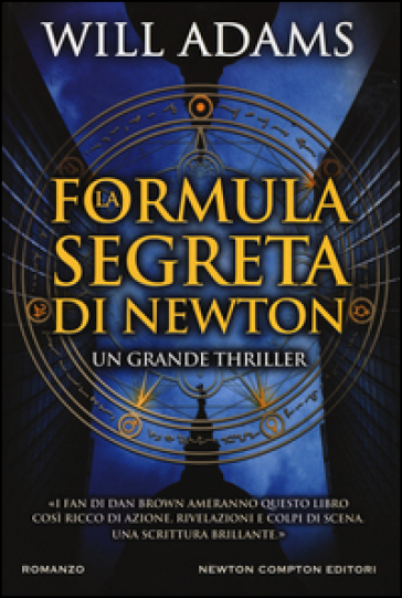 La formula segreta di Newton - Will Adams | Rochesterscifianimecon.com