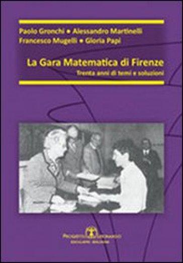 La gara matematica di Firenze