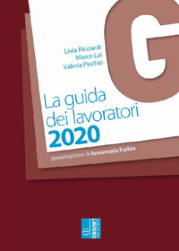 La guida dei lavoratori 2020 - Livia Ricciardi   Thecosgala.com