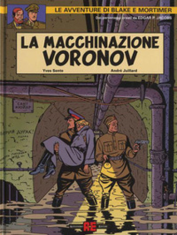 La macchinazione Voronov - Edgar P. Jacobs |