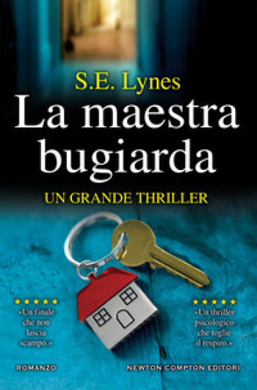 La maestra bugiarda - S.E. Lynes  