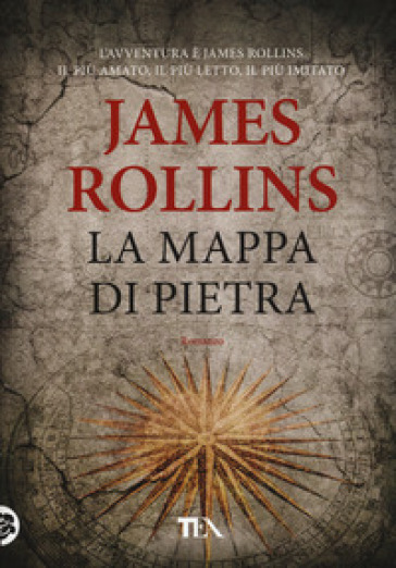 La mappa di pietra - James Rollins | Thecosgala.com