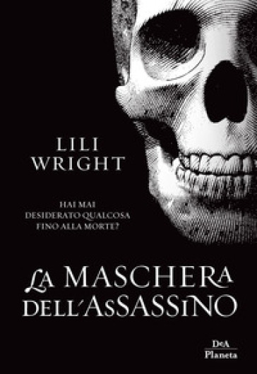La maschera dell'assassino - Lili Wright | Rochesterscifianimecon.com