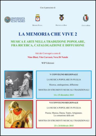 La memoria che vive 2 - Nino Blasi |