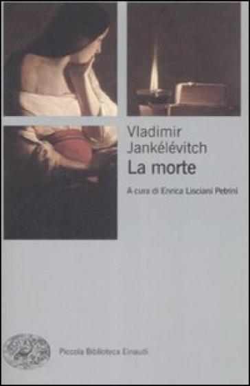 La morte - Vladimir Jankelevitch  