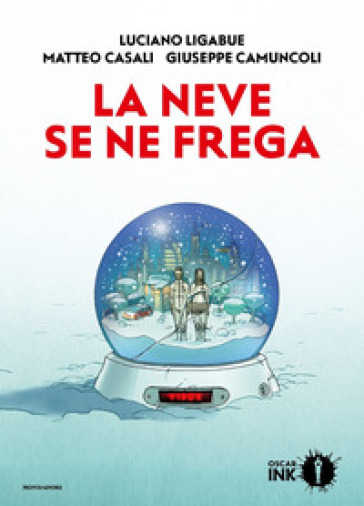 La neve se ne frega - Luciano Ligabue | Rochesterscifianimecon.com