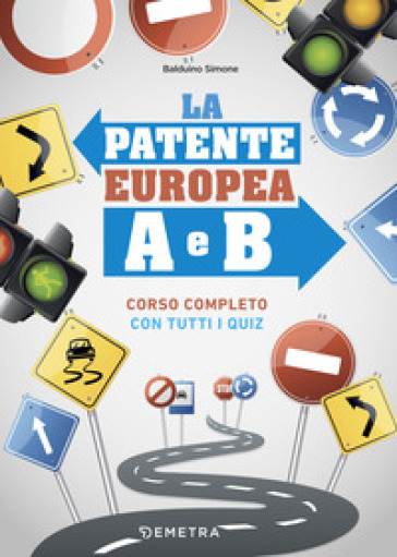 La patente europea A e B - Simone Balduino | Thecosgala.com