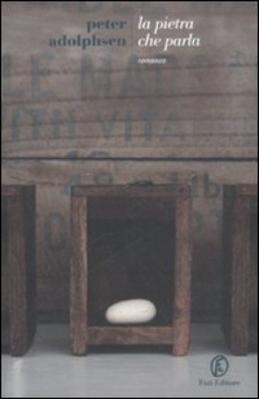 La pietra che parla - Peter Adolphsen  