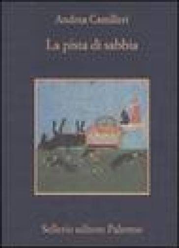 La pista di sabbia - Andrea Camilleri pdf epub