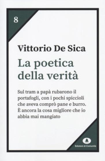 La poetica della verità - Vittorio De Sica |