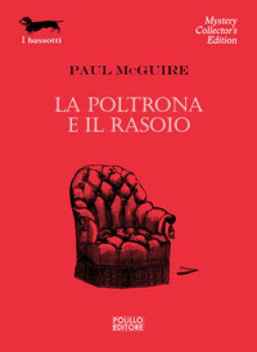 La poltrona e il rasoio - Paul McGuire | Jonathanterrington.com