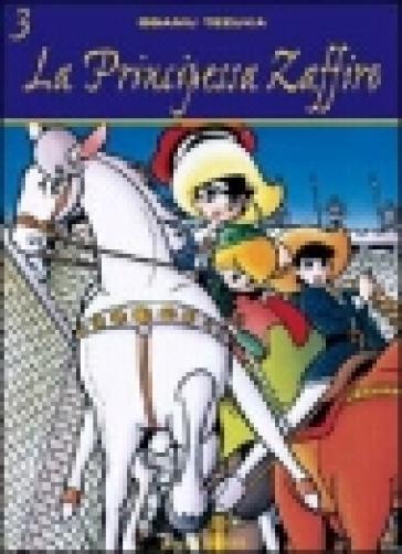 La principessa Zaffiro. 3. - Osamu Tezuka  