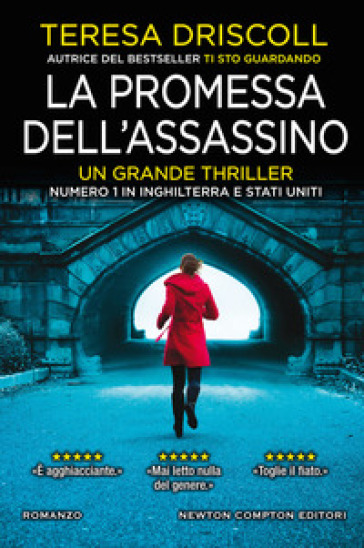 La promessa dell'assassino - Teresa Driscoll | Jonathanterrington.com